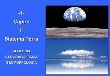 01_capire il sistema Terra.pdf - Università degli Studi di Firenze