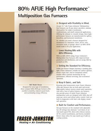 day and night furnace manuals
