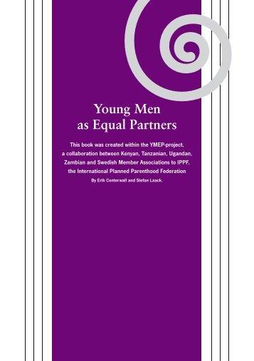 Young Men as Equal Partners - RFSU