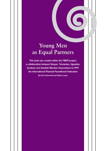 Young Men as Equal Partners - RFSU