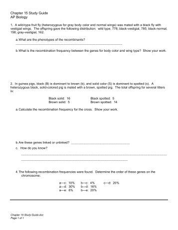 chapter 2 bio study guide View test prep - biology study guide test 2 from bio 1101 at appalachian state biology study guide test 2 chapter 2: chemistry of life (part 2) a functional groups.