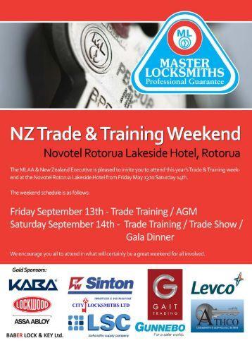 PDF - 1MB - Master Locksmiths Association of Australasia