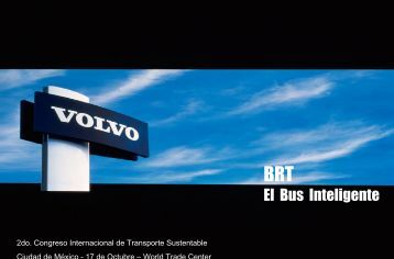 BRT El Bus Inteligente - ci-sa.com.mx