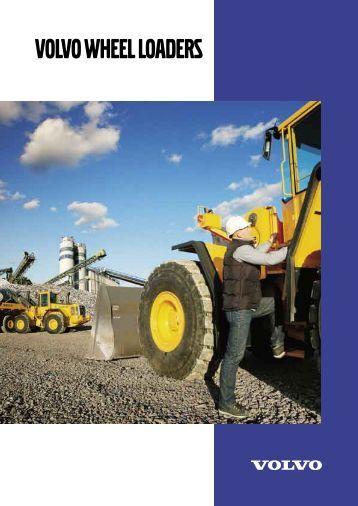 """VOLVO WHEEL LOADERS""... - Building & Construction Network"