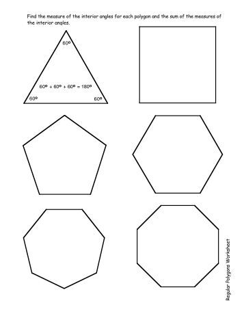 POLYGONS AND DIAGONALS Performance Standard 9B.F Find the
