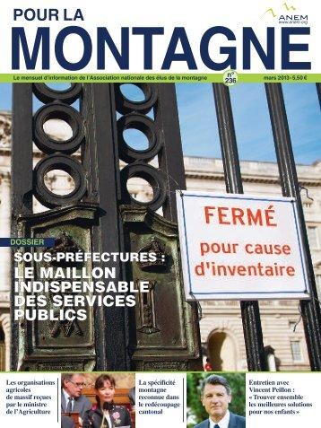 Mise en page 1 - Institut de la Montagne