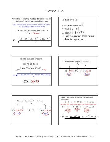 Measures of central tendency notes doc