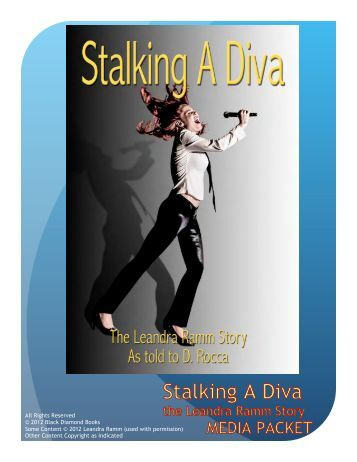 All Rights Reserved © 2012 Black Diamond Books ... - Stalking A Diva