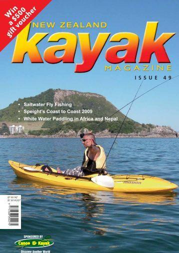 Sea Kayaking - Canoe & Kayak