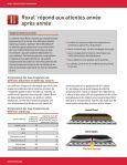Enveloppe du bâtiment - conception Roxul® (BEDRMC) - Page 4