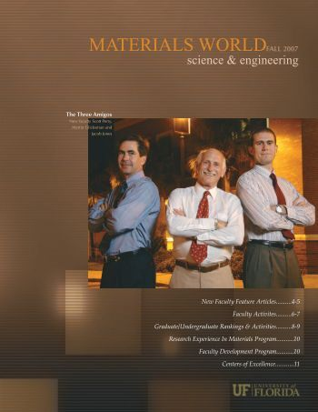 materials world - Department of Materials Science and Engineering ...