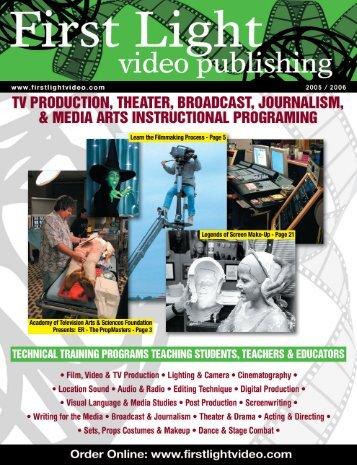 FL 32 Pg Catalog Layout - First Light Video Publishing