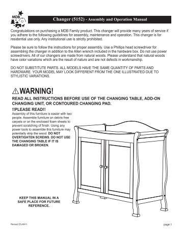 davinci kalani crib instructions