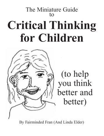 Adobe Acrobat PDF   The Critical Thinking Community