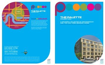 the palette - London & Quadrant Group