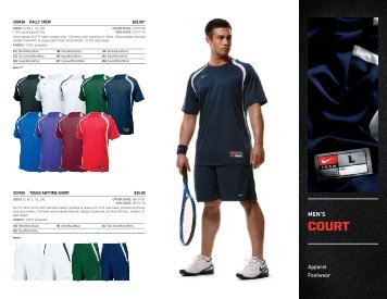 MEN'S - Nike Team Sports