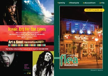 Volume 2 Issue 11 - Watford flea magazine