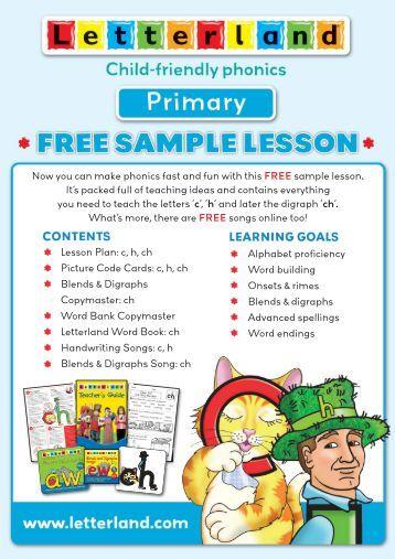 Teachers Guide Leaflet