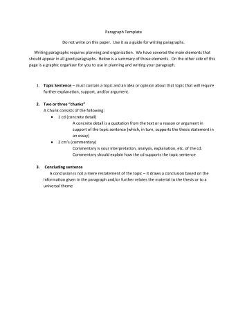 five paragraph essay planning sheet Five paragraph essay planning sheet  i introduction paragraph 1 thesis statement: how are you going to answer this question  body paragraph i: 1.