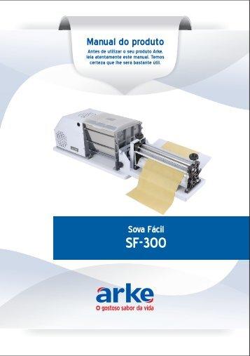 Baixe o Manual do produto - Arke