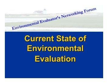 the current state of the environment and the importance of environmental protection Involving women in protecting the environment would help societies develop   an environmental expert told the commission on the status of women this   addressing its two-themed issues for the current two-week session.