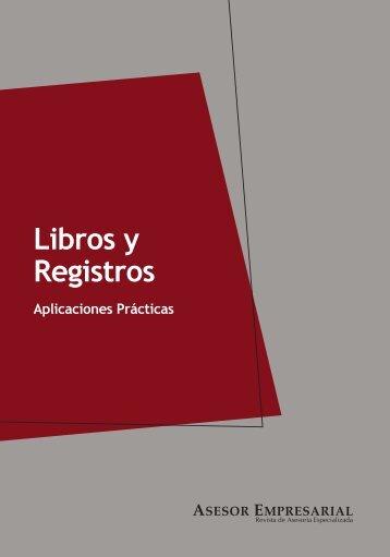 Libros y Registros - Revista Asesor Empresarial
