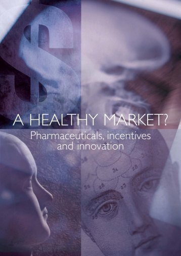 a healthy market? - the stockholm network