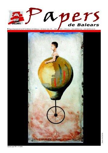 de Balears - Rojo y Negro