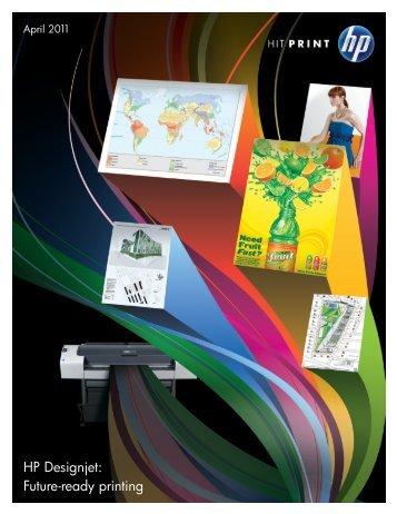 HP Designjet: Future-ready printing - HP - Hewlett Packard