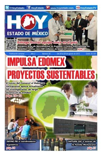 Entrega Eruviel equipo único en el país - HOY Estado de México