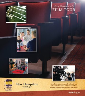 NH Film Tour - New Hampshire