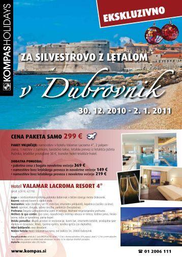 v Dubrovnik - Kompas
