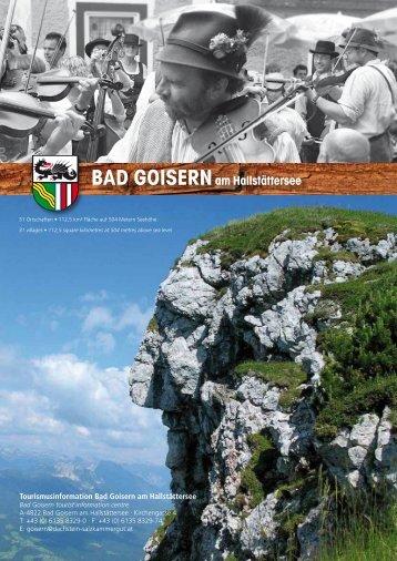 bad goisern - Dachstein Salzkammergut