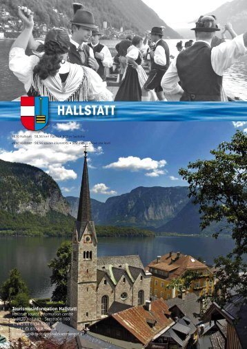 HALLSTATT - Dachstein Salzkammergut