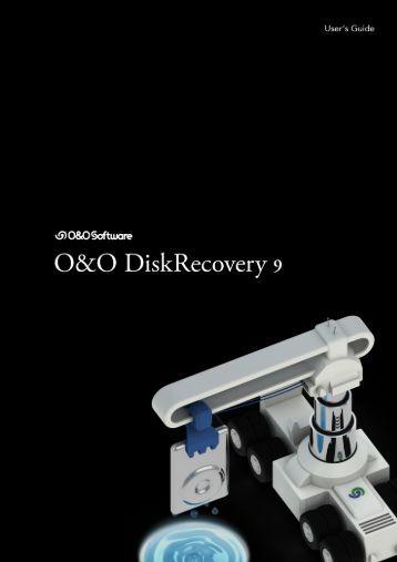 O&O DiskRecovery 9 User's Guide - O&O Software