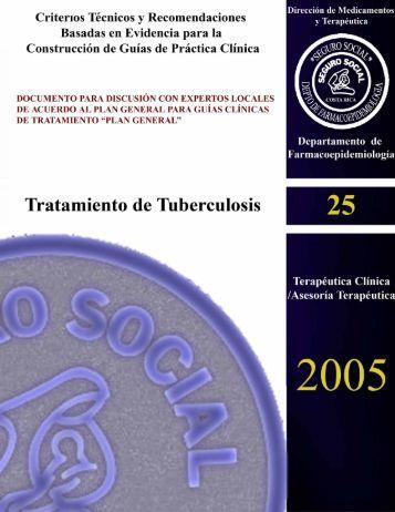 Tratamiento de Tuberculosis - Cochrane.ihcai.org