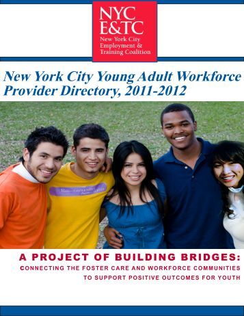 New York City Young Adult Workforce Provider Directory ... - NYC.gov