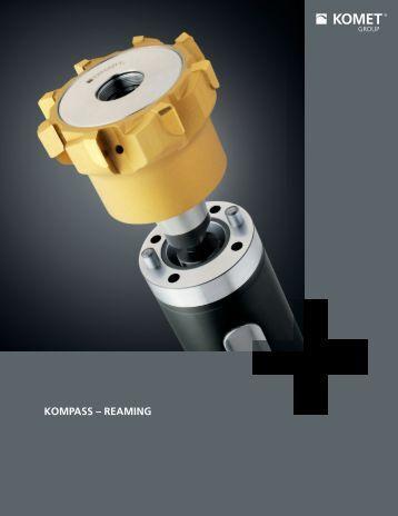 Reaming Tools Catalog - Komet