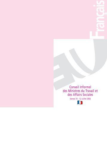 Esecutivo francese 4.0 - Anno Europeo dei disabili