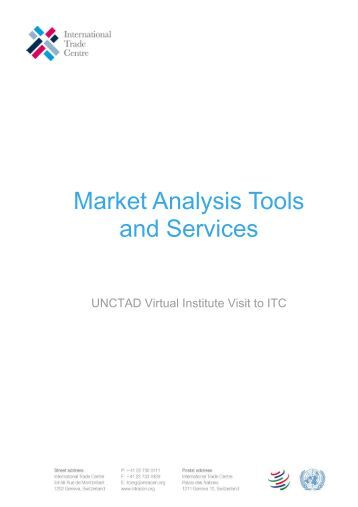Trade analysis and information system unctad