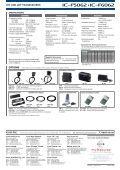 iC-f5062 iC-f6062 - Page 3