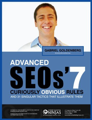 Advanced-SEOs-7-Curiously-Obvious-Rules