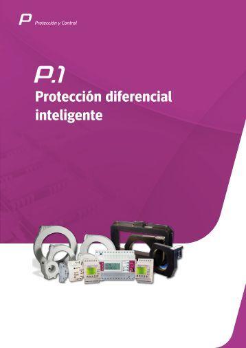 Protección diferencial inteligente - Circutor
