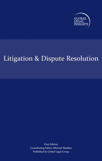 Litigation & Dispute Resolution - Appleby