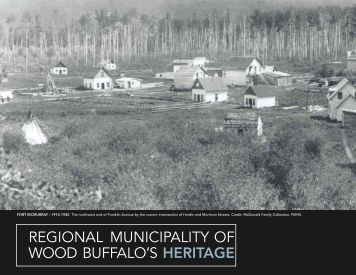 regional municipality of wood buffalo pdf