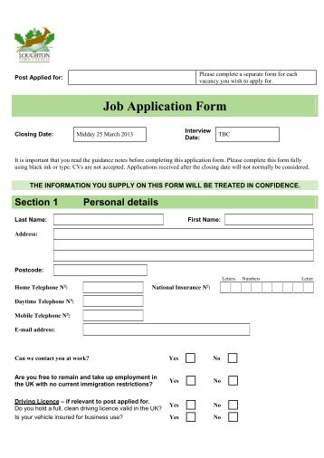 Asda Job Application Jobapplications Co Uk Akrossfo