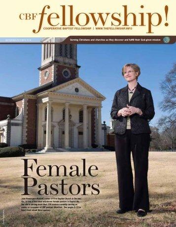 September/October - Cooperative Baptist Fellowship