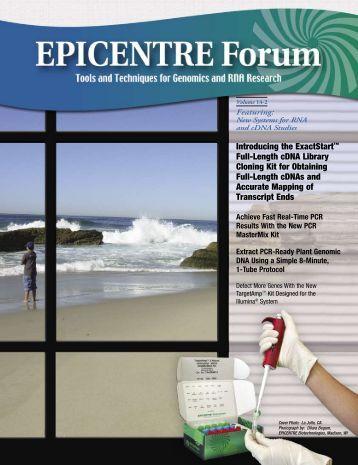 EPICENTRE Forum 14-2