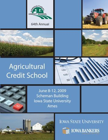 thesis on agricultural credit I ncap working paper no 8 agricultural insurance in india problems and prospects ss raju and ramesh chand national centre for agricultural economics and policy.