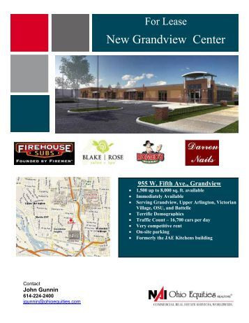 New Grandview Center - Ohio Equities, LLC